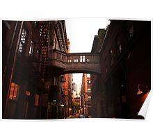 Twilight in Tribeca Poster