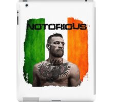 """The Notorious"" Conor McGregor UFC iPad Case/Skin"