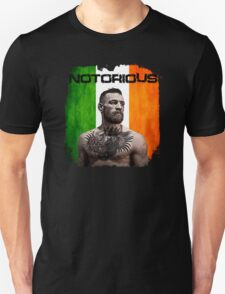 """""""The Notorious"""" Conor McGregor UFC T-Shirt"""