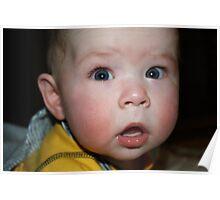 My precious grandson Poster