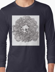 Suspended in Gaffa Long Sleeve T-Shirt