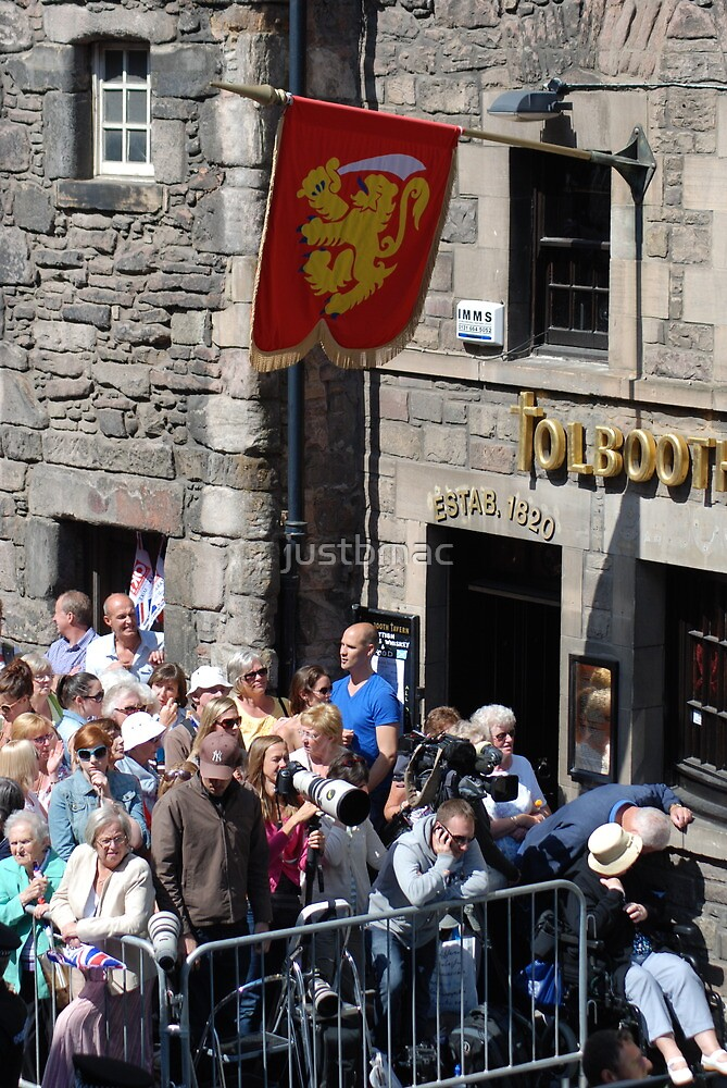Trapped Tolbooth by justbmac