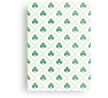 Shamrock On! Metal Print