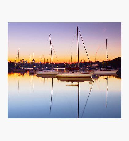 River Dawn Photographic Print