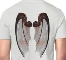 Realistic Devil's wings Unisex T-Shirt