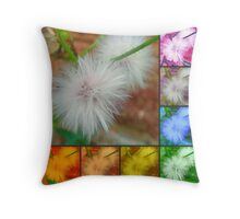 Weed'on't Know Everything Throw Pillow