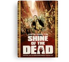 Justin Hamilton - Shine Of The Dead Canvas Print