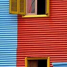 La Boca, Buenos Aires, Argentina by Gregory L. Nance
