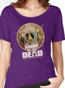 Justin Hamilton - Shine Of The Dead Shirt Women's Relaxed Fit T-Shirt