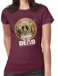Justin Hamilton - Shine Of The Dead Shirt Womens Fitted T-Shirt