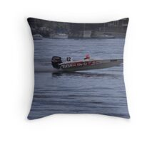St George Motor Boat Club 17/7/11 Throw Pillow