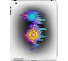 The Earth and the Sun iPad Case/Skin