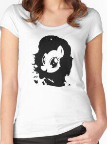 Viva la Pony! Women's Fitted Scoop T-Shirt
