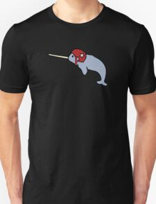 Roller Derby Narwhal Unisex T-Shirt