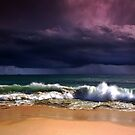 Thundering sky by Jill Fisher