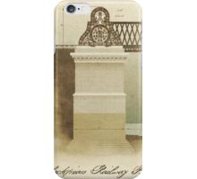 Blackfriars Railway Bridge London iPhone Case/Skin