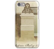 Blackfriars Railway Bridge London iPhone Case/Skin