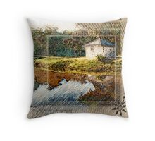 Just a Pretty Scene Throw Pillow