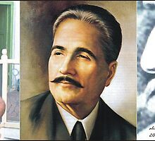 Sir Muhammad Iqbal  by Bobby Dar