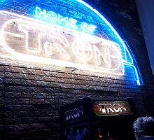 home of Tron by Jessica Fredrikson