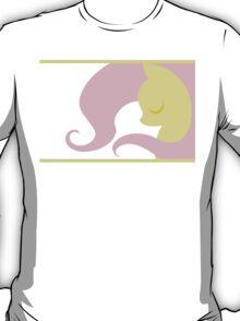 Fluttershy silhouette  T-Shirt
