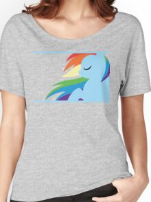RBD silhouette Women's Relaxed Fit T-Shirt