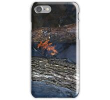 Wetland Profile 2 iPhone Case/Skin