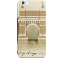 Kew Railway Bridge iPhone Case/Skin
