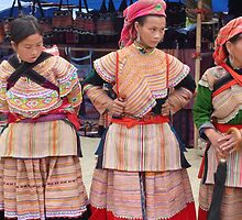 Flower Hmong by supergold