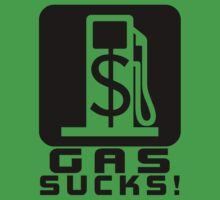 Gas Sucks T-Shirt