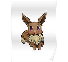 Adorable Eevee! Poster