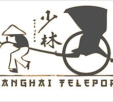 Shanghai Teleport  by Shanghaitelepot