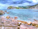 Tranquility - Lulworth Cove - HDR by Colin  Williams Photography