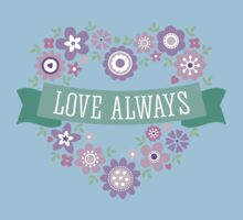 Love Always Kids Tee