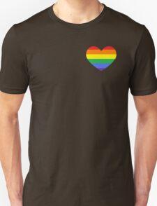 Gay Heart (B) T-Shirt