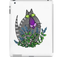 Catnip iPad Case/Skin