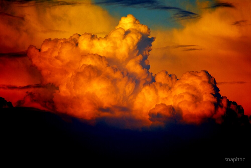 """""""CRAZY CLOUD"""" by snapitnc"""