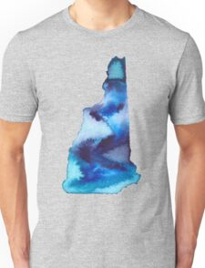 New Hampshire Home State Unisex T-Shirt