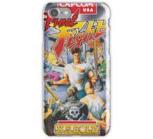 FINAL FIGHT iPhone Case/Skin