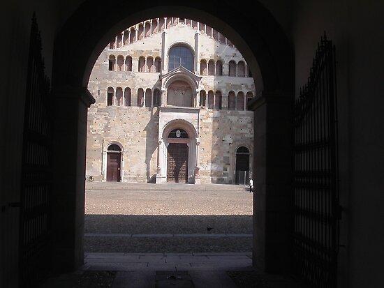 IL DUOMO DI PARMA...ITALY... Europa-- 2000 visualizzaz agosto 2013 -VETRINA RB EXPLORE 26 DICEMBRE 2012 -- by Guendalyn