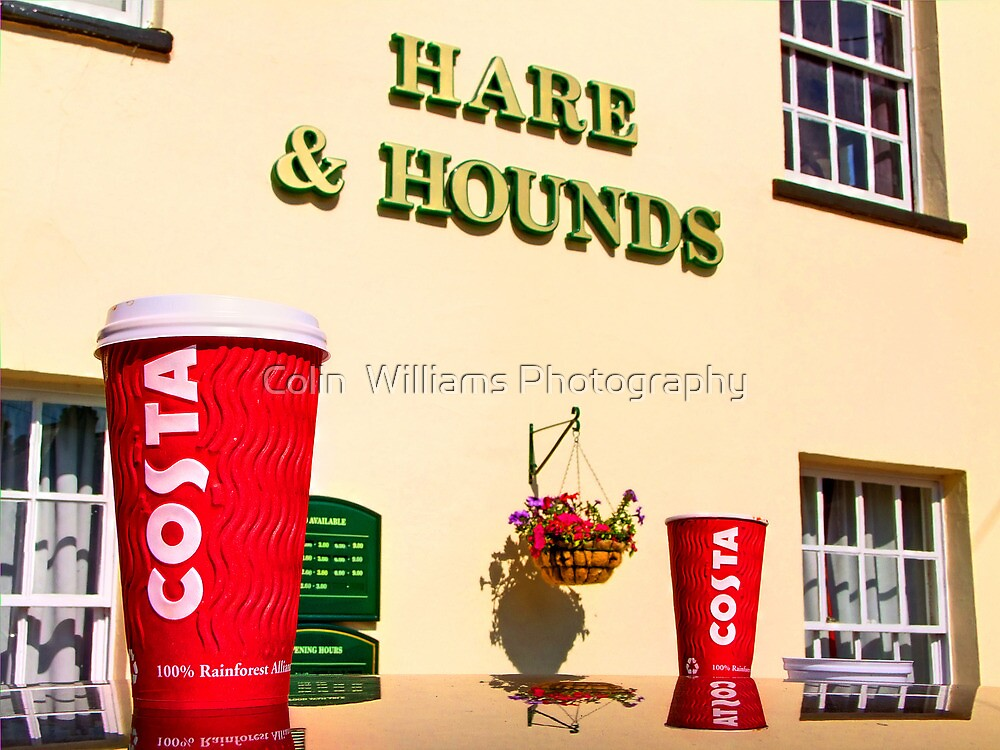 A Coffee or a Pint ??  by Colin  Williams Photography