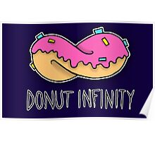 Donut Infinity Poster