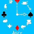 Alice in Wonderland by Zoe Toseland