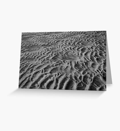 Silver Strand Beach Greeting Card