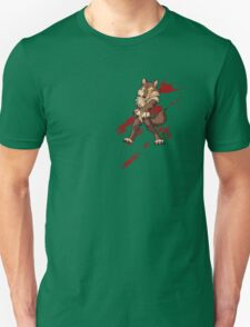 Cute anthro brown wolf T-Shirt