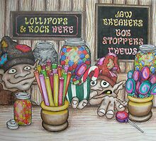 Lollipops 'n' rock by woodrowsworld