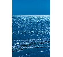 Jekyll Island Ocean Blue Photographic Print