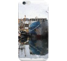 Penzance Harbour iPhone Case/Skin