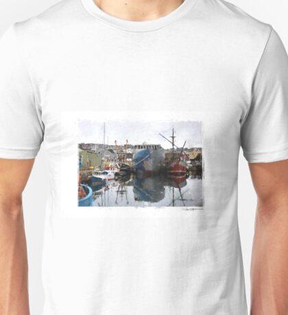 Penzance Harbour Unisex T-Shirt