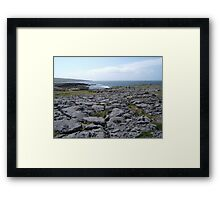 The Burren, Co. Clare, Ireland Framed Print